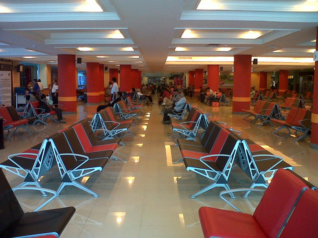 Hore! Bandara SMB II Sudah Selesai direnovasi