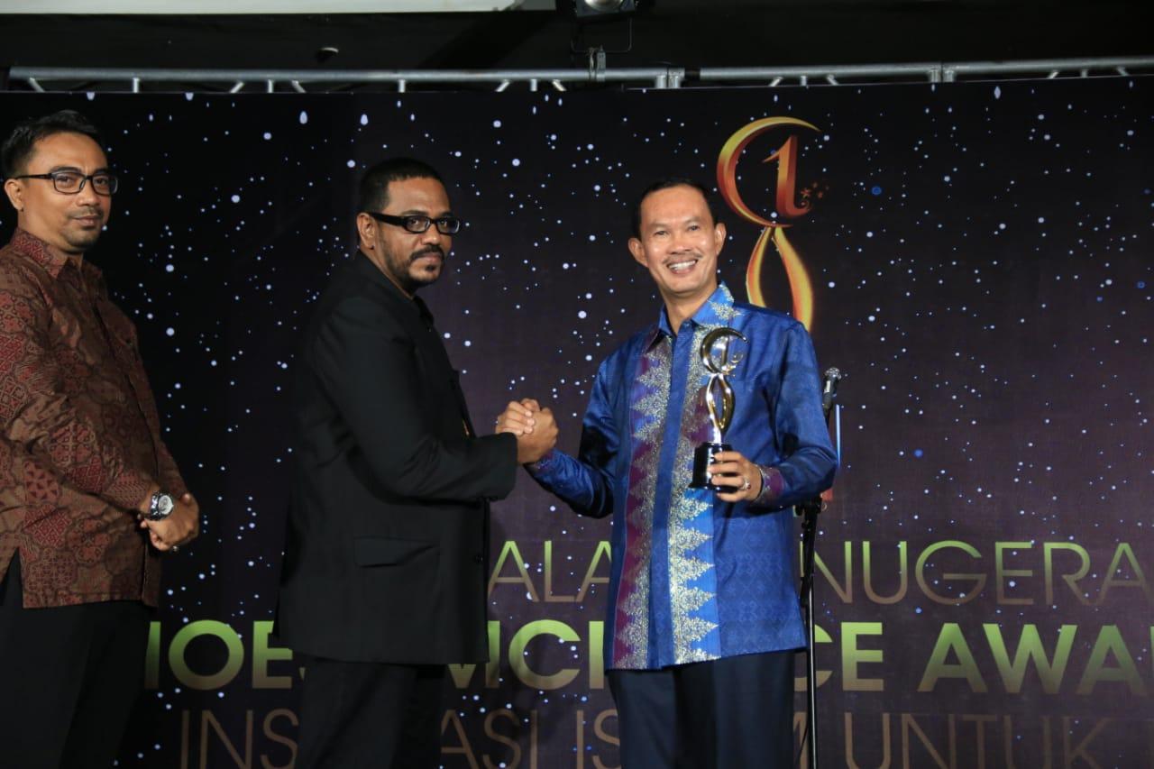 Kota Palembang Kembali Berbangga, Gerakan Subuh Berjamaah Raih Penghargaan Moeslim Choice Awards 2018