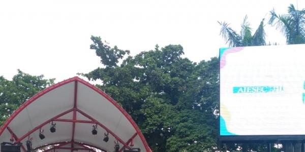 AIESEC Unsri, Mendorong Maju Pariwisata Sumsel Bersama Pemuda Lokal dan Pemuda Asing