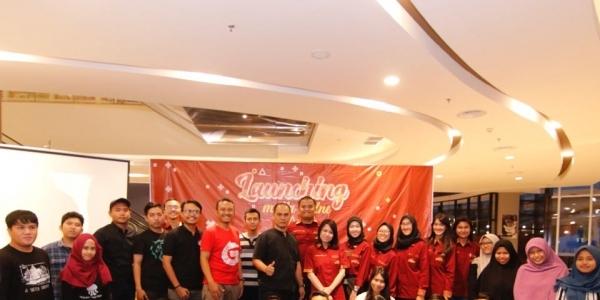 Bersama Srivijaya ID, Good News From Indonesia Ajak Masyarakat Sebarkan Kebaikan