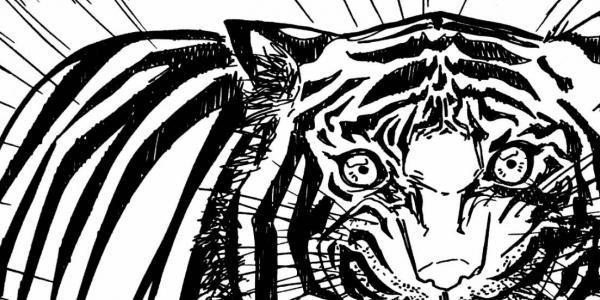CERBUNG : Anak Harimau (3/3)