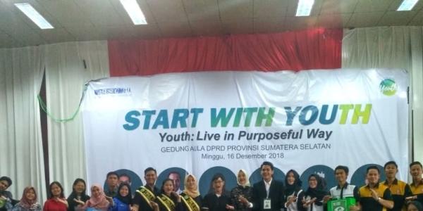 Dari AIESEC untuk Anak Muda Palembang : Temukan Passion, Tentukan Tujuan.