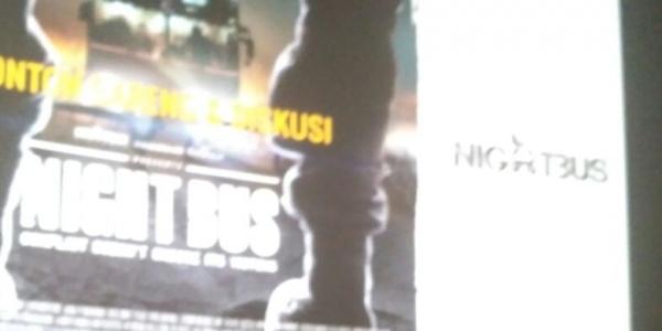 """Diskusi """"Night Bus"""", PMC Mengajak Masyarakat Belajar Dari Film"""