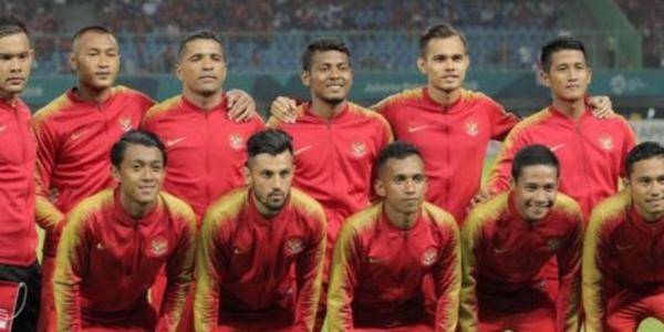 Genapkan Skor di Babak Penyisihan, Timnas Sepakbola Putra U-23 Indonesia Pastikan Lolos ke Babak 16 Besar Asian Games 2018