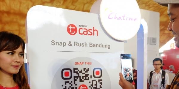 Hindari Antrean Panjang, Telkomsel Ajukan TCASH Jadi Alat Pembayaran LRT Palembang