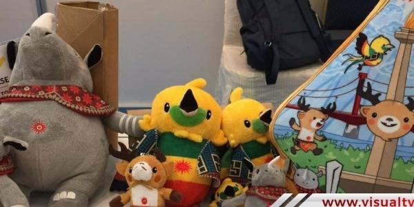 INASGOC Pastikan Souvenir Asian Games 2018 Buatan Tangan Dalam Negeri!