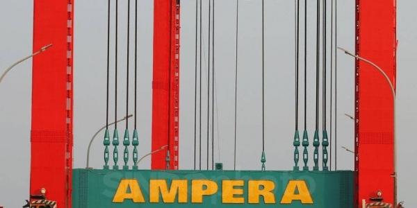 Jelang Asian Games, Sistem Buka-Tutup Jembatan Ampera Mulai Diujicoba