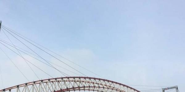 Jembatan Musi IV Akan Segera Rampung, Ini Progresnya