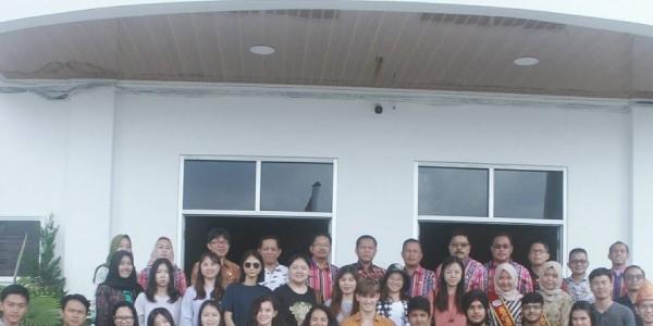 Sriwijaya Project 4.0 AIESEC in UNSRI Menganalisis Potensi Pariwisata di OKU Selatan