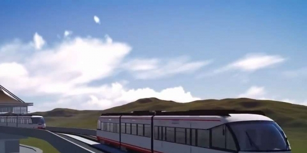 Tarif LRT Palembang Resmi Dirilis!