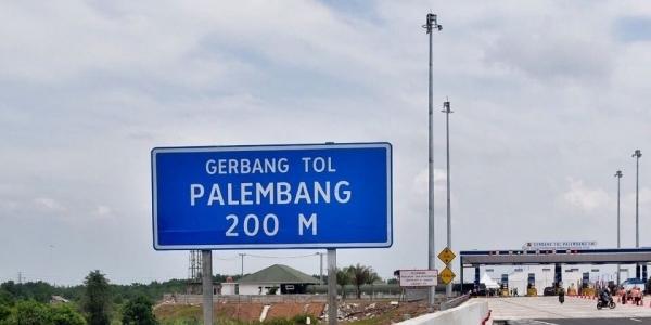 Tiga Ruas Jalan Tol Lintas-Kabupaten Akan Dibangun di Sumsel 2019 Mendatang