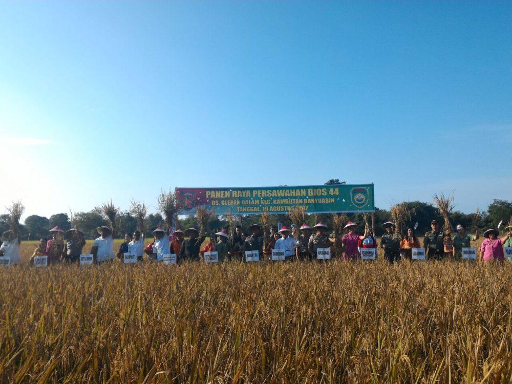 Optimalkan Produksi Pertanian, Kementan RI Lirik Potensi Lahan Rawa Banyuasin