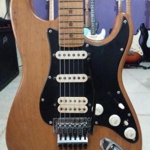 Arulan Band, Fender dan Sjahrul G. Bajumi