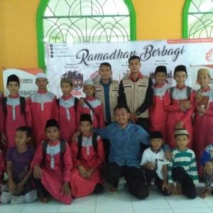 BEM KM Unsri Bermitra dengan Sinergi Sriwijaya Sukseskan  Program Ramadhan Berbagi