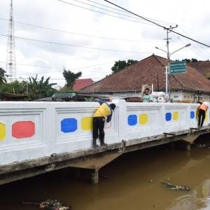 Demi Restorasi Sekanak, Tujuh Jembatan di Palembang Siap Dirombak