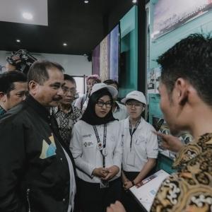 Diresmikan Menpar Arief Yahya, Bandara SMB II Kini Miliki Tourist Information Sendiri