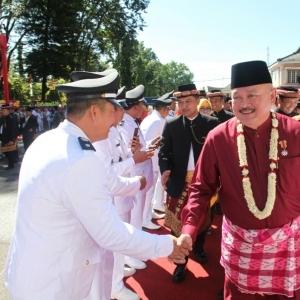 Dirgahayui ke-149, Lahat Tuai Apresiasi dari Gubernur Sumsel