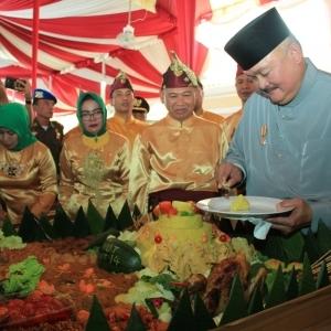 Keren, Beras OKU Timur Resmi Jadi Makanan Utama Atlet Asian Games 2018!