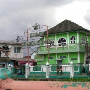 Menziarahi Jejak Sejarah Islam di Masjid Kiai Muara Ogan