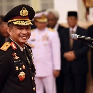 Perempatan Cita-cita Tito Karnavian, dari Dokter Menjadi Polisi