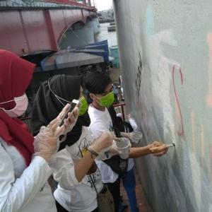 Peringati Hari Bumi, Komunitas di Palembang Ramai-ramai  Gelar Aksi #SayangAmpera