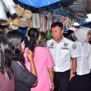 Segera, Lima Pasar Ini Akan direvitalisasi Pemkot Palembang
