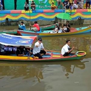 Sekanak Bersolek Lengkapi Daftar Destinasi Pariwisata Kota Palembang