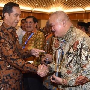 Sumsel Penerima Penghargaan Pembangunan Daerah Terbaik Ke-2