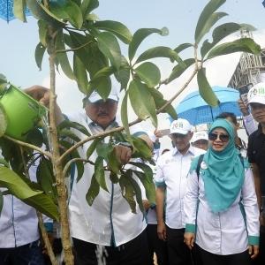 Usai Diresmikan, Sumsel Kini Punya Kebun Raya Terluas di Indonesia!