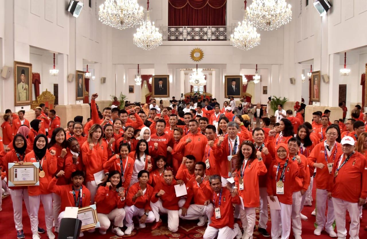 Sudah Cair, Yuk Intip Jumlah Bonus Atlet Asian Games 2018!
