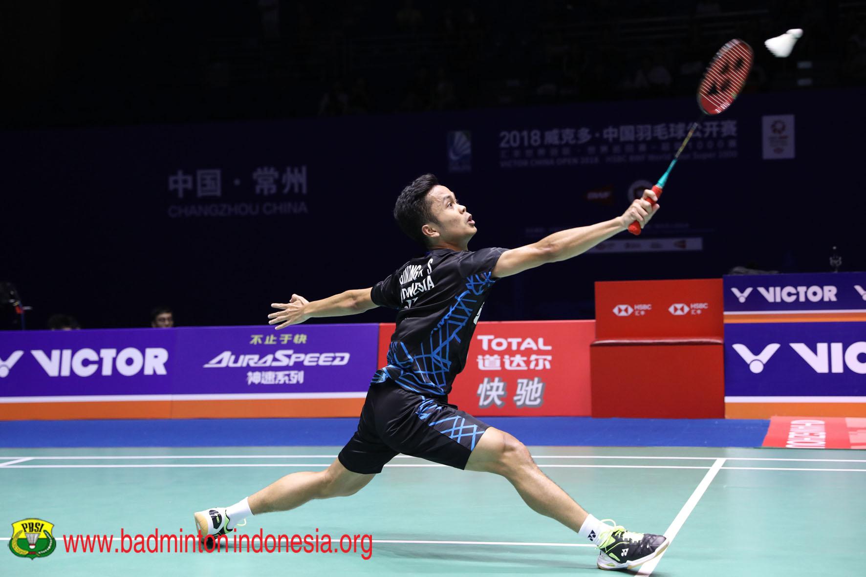 Sukses Epic Comeback, Anthony Ginting Akui Belajar Banyak dari Asian Games 2018
