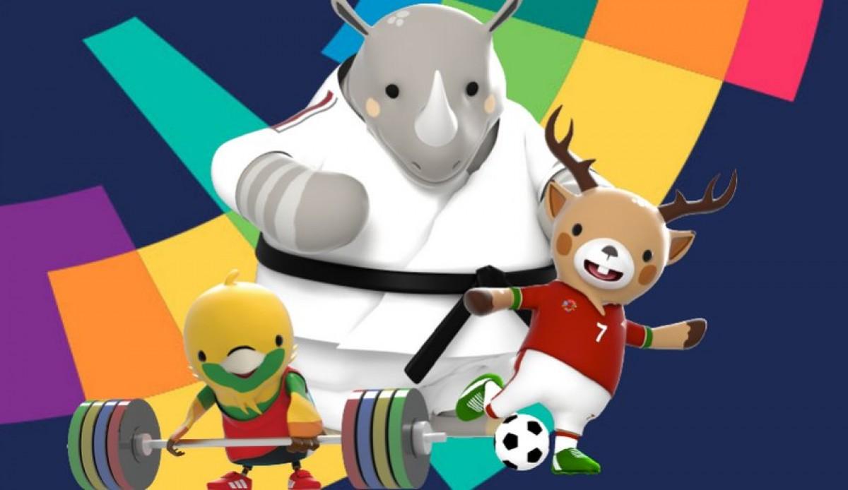 Berkenalan Dengan Maskot Asian Games Dari Masa Ke Masa