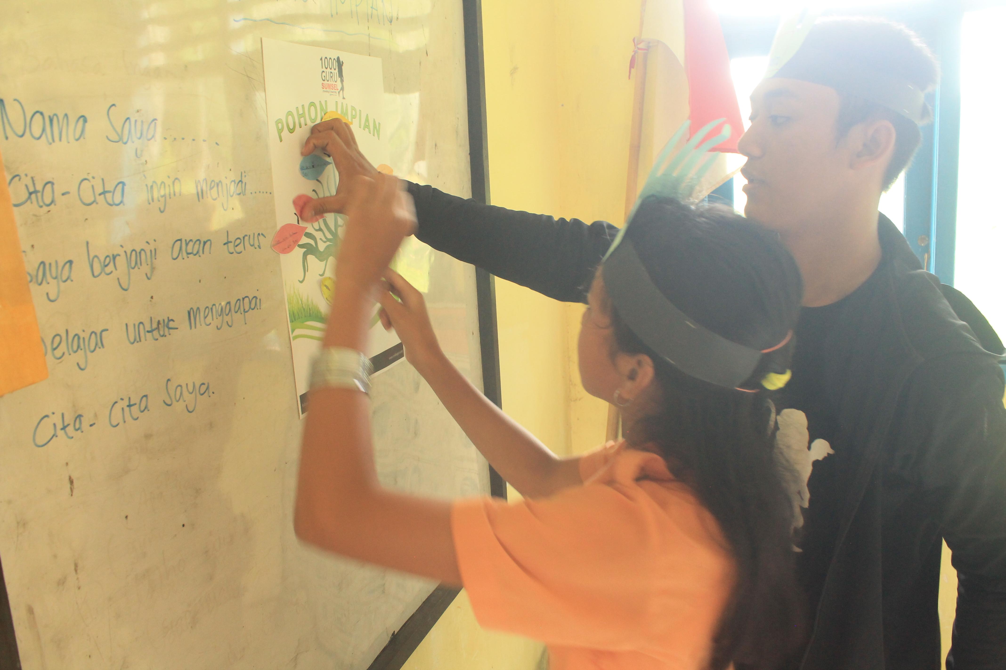 Pemberian Edukasi Kepada SD Negeri 20 Sumbawa